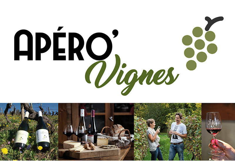 Apéro'vigne au Domaine de la Méjane