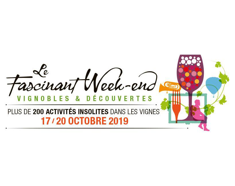 Fascinant Week-end 19 et 20 octobre 2019